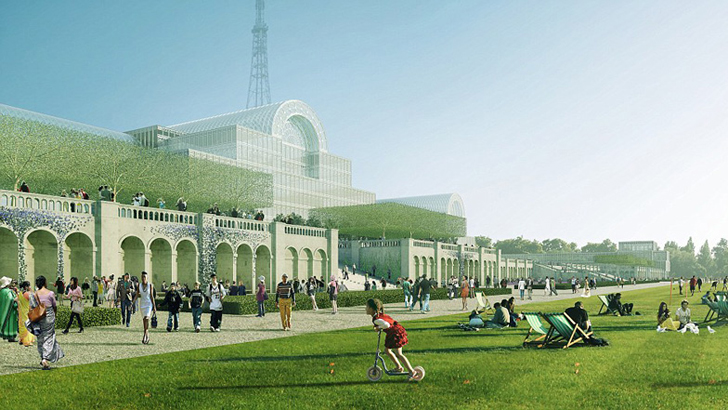 6 renowned uk architects shortlisted to revive joseph paxton s