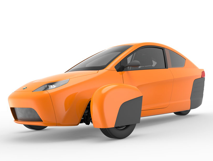 Elio Motors Two Seater P4 Vehicle Gets 84 MPG And Only Costs 6800