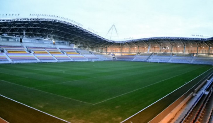 Lovely 1; 2; 3; 4; 5; 6; 7. OFIS Arhitekti FC BATE Borisov Stadium Photo
