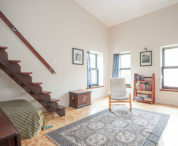 Adorable 400 Sq Ft Studio For Rent In Brooklyn Also Meets Passive House Standards