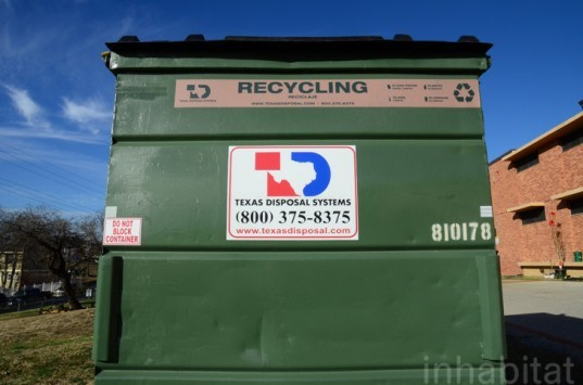 Professor Dumpster, Austin, Huston-Tillotson University, Texas, dumpster man, tiny houses, tiny home movement, design, designing small spaces, green is the new black, sustainable design, eco-design, dumpster photos, texas professor who lives in a dumpster, american homes, water issues, energy efficiency, alternative energy,