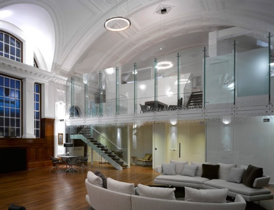 Rare architecture, London, renovation, hotel, Tower hall hotel, Bethnal Green Town Hall, luxury, historic building, parametric, aluminum skin,