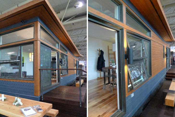 Sustain Design Studio Packs Serious Functionality Into 480 Square Foot Solo 40