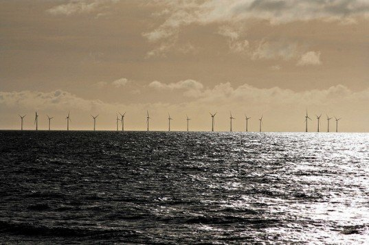 offshore wind farms, unversity of delaware, standford university, hurricane sandy, hurricane katrina, wind farms, storm surge, flooding,