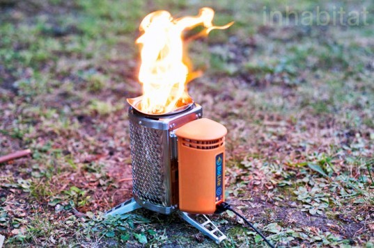 BioLite, BaseCamp, Thermoelectric camp stove, Thermoelectric appliances, camping, BioLite BaseCamp, BioLite CampStove, Green Gadgets, camping gadgets, charging up in the wild, electronics in the wild, outdoor grill, electric generators, mini electric generators, BioLite HomeStove,