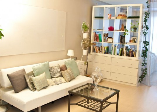 Couples Living In Tiny Apartments, Couples Living In Small Spaces, Small  Space Design,