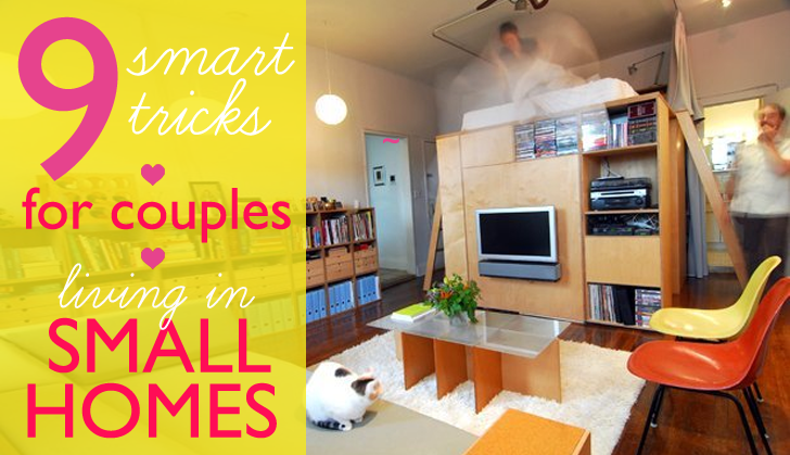9 Small Living Tips for Couples Trying to Stay Sane in Tiny ...