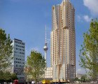 Frank Gehry to Design Tallest Residential Building in Berlin