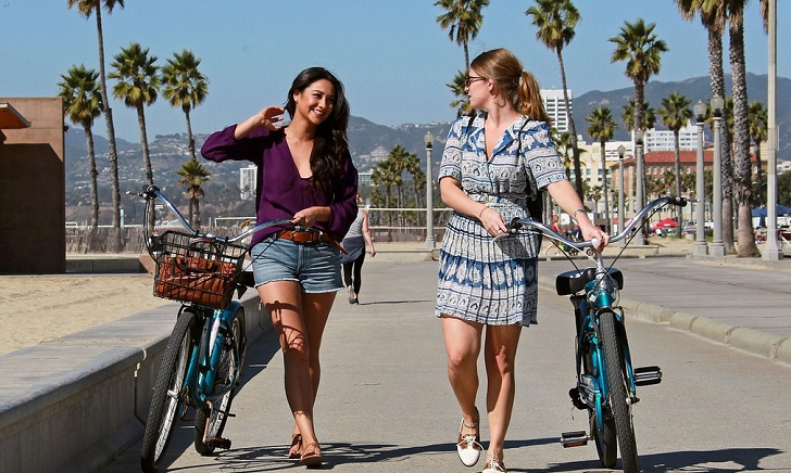 Los Angeles Launches First Bicycle Friendly Business District