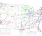 New Map Shows How to Travel Across America Without a Car
