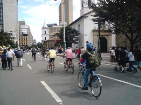 cities for cyclists, top bike-friendly cities, bike commuting, bike sharing, alternative transportation, best cities for bikes, bike infrastructure, Bogota