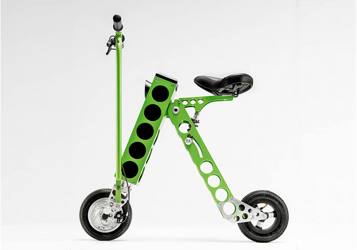 Portable Lightweight Folding Electric Scooter Wiring Diagram And