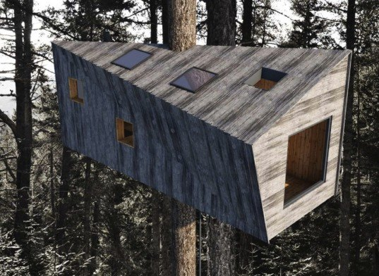9 Brilliant Backwoods Cabin Concepts To Reconnect You With
