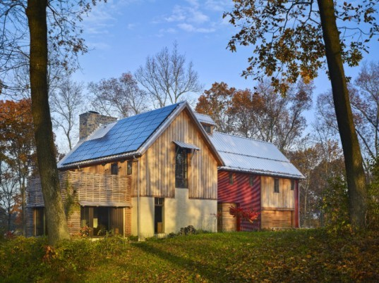 Bragg Hill House, Moger Mehrhof Architects, chester county, pennsylvania, green home, eco house, sustainable home, solar home