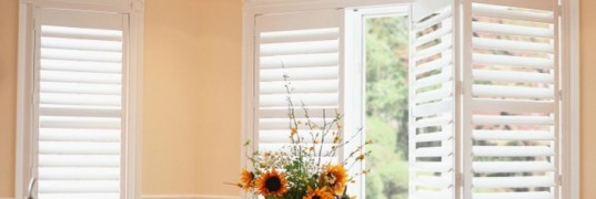 Hunter Douglas Palm Beach Shutters, Polysatin Shutters, Southern Shutters, Shutters for energy effiency, green shutters