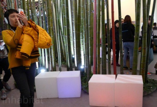 Design shanghai, morosof, angus ross, utopia and utility, authentics, young and norgate, kristjana s williams, sennheiser, bamboo forest, handmade design, artisan, craftsmanship, sustainable design, green design, eco design, sustainable material, sustainably sourced wood