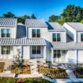 Solar Powered Leed Certified Fairmount Avenue Townhomes