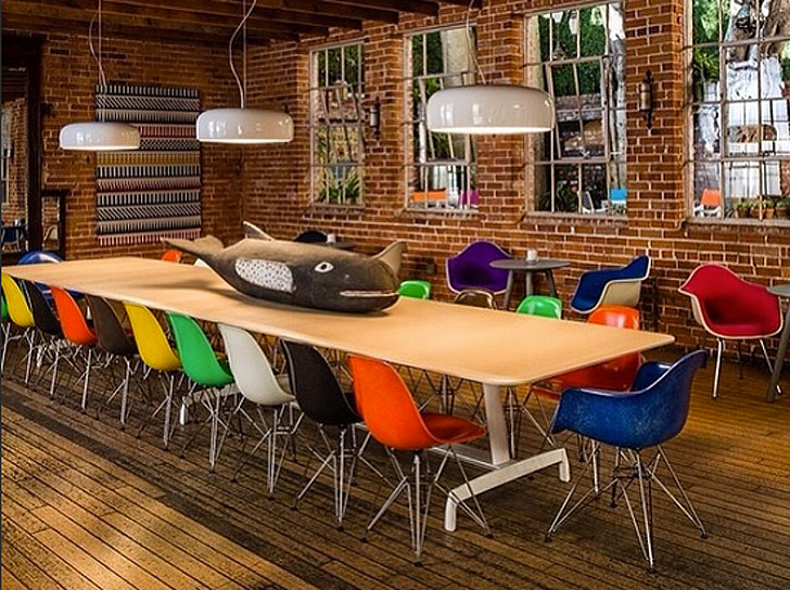 the iconic eames molded chair is now available in recyclable fiberglass inhabitat green design innovation green building