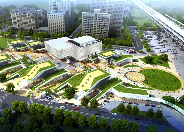 Benoy Architects Top Taiwan High Speed Rail S Hsin Chu