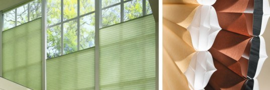 HunterDouglas HoneyComb Duette Shades