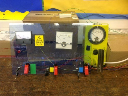 Jamie Edwards nuclear reactor, nuclear fusion, schoolboy nuclear fusion, nuclear energy, UK school nuclear project, Farnsworth Fusor, Geiger counters, green technology, atomic energy, UK school science
