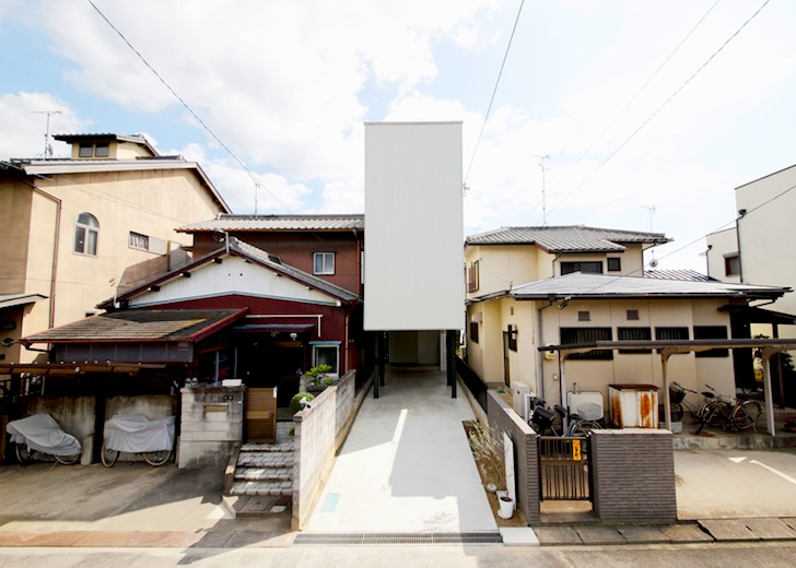 Could You Squeeze Into The 10 Foot Wide Imai House In Japan?