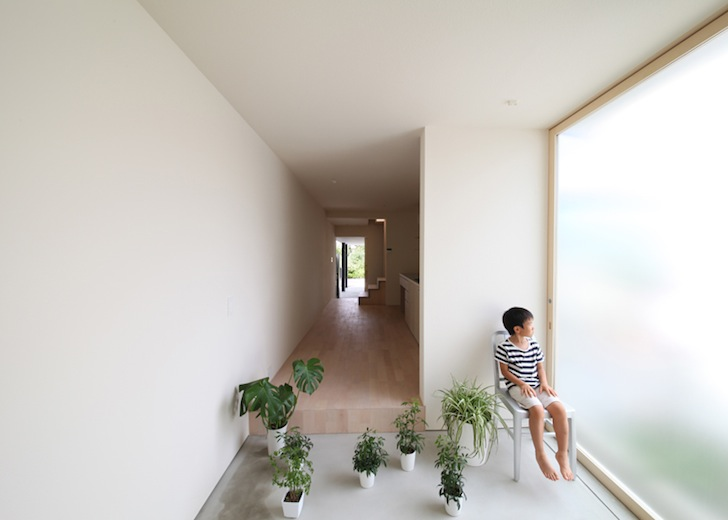 Charming Could You Squeeze Into The 10 Foot Wide Imai House In Japan? | Inhabitat    Green Design, Innovation, Architecture, Green Building
