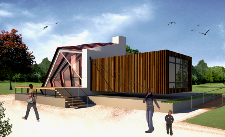 Live lib plug in capsule homes offer affordable and energy for Affordable energy efficient homes
