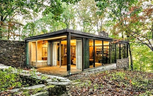 Richard neutra pitcairn house inhabitat green design for Cost to build mid century modern home