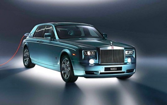 Rolls-Royce Announces Plans for Plug-in Hybrid Vehicle Within the Next Three Years
