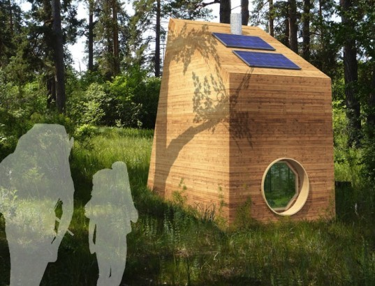 tiny cabins, cabins, cabin porn, Community Forests International, tiny houses, sustainable architecture, sustainable buildings, green cabins, sustainable cabins, International Backwoods Cabin Competition, treehouses, tiny treehouse, sustainable treehouse