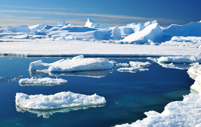 Global Warming Traps Heat in the Deepest Regions of the Antarctic Ocean
