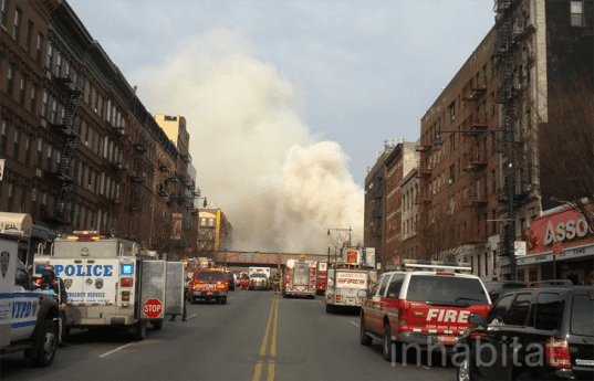 116th and park, East Harlem, explosion in harlem, Harlem, harlem building explosion, harlem explosion, harlem subway explosion