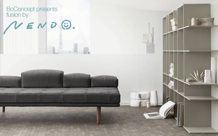 BoConcept and nendo Debut New Line Featuring Transforming Furniture
