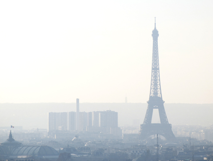 paris gets tough on pollution as friday 39 s air quality rated worse than beijing 39 s. Black Bedroom Furniture Sets. Home Design Ideas