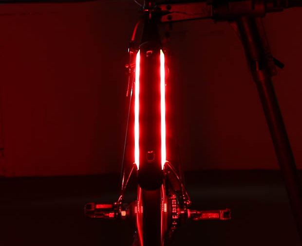 Bicycle brake light best seller bicycle review for Green light motors fremont