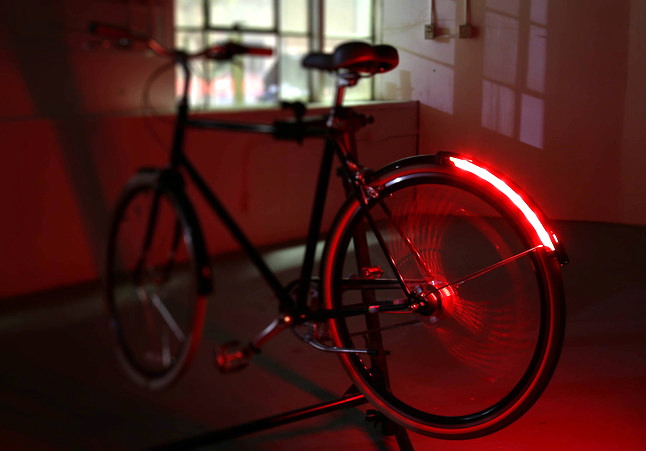The Revolights Arc Is The First Integrated Brake Light For