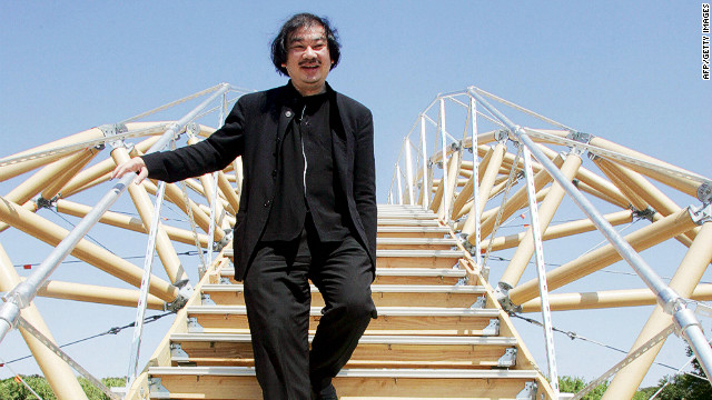 10 Groundbreaking Designs By Shigeru Ban That Changed Our