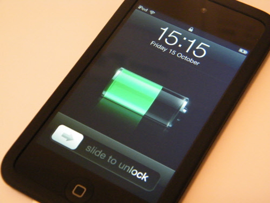 Typing and Swiping Could be the New Energy-Efficient Way to Charge Your Smartphone