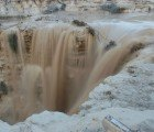 Dramatic Video Captures Rebirth of the River Zin in Israel's Negev Desert