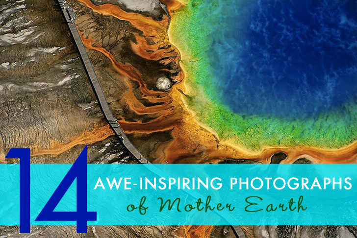 14 awe-inspiring aerial photographs capture the beauty of the Earth