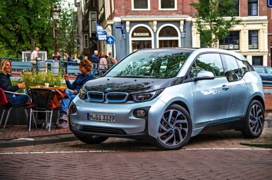 bmw, bmw i3, world car awards, 2014 new york auto show, green car of the year, world car design of the year, green car, electric car, green transportation, electric motor, BMW i