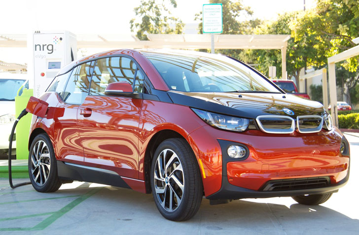 2017 Bmw I3 Dc Fast Charger