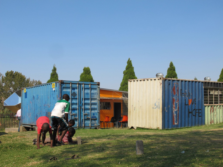 Architecture for a Change: Cooking Up Community Spirit in Zandspruit, Johannesburg