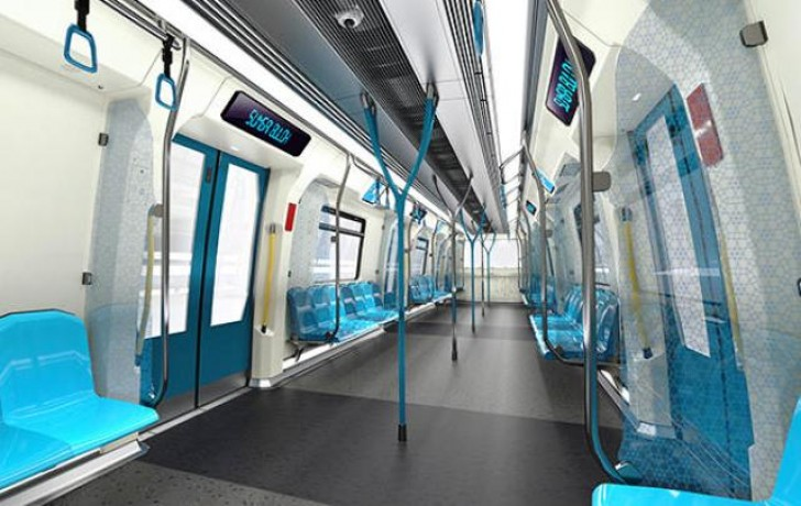 Bmw Designs Ritzy Subway Trains For Kuala Lumpur S New