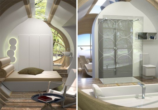 Cabin drop xl, in tenta, in-tenta, pop up hotel, eco friendly hotel, ecotourism, modular microarchitecture, prefabricated, prefab hotel, prefab, glamping, bubble windows, drop eco hotel