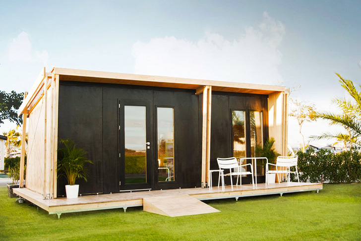 Beautiful Small Energy Efficient Homes