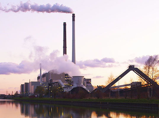 Carbon Dioxide Levels Reach the Highest Point Ever in Human History