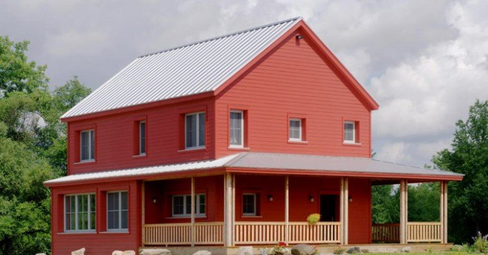Michigan gets a bit more eco friendly with the state 39 s for Building a house in michigan