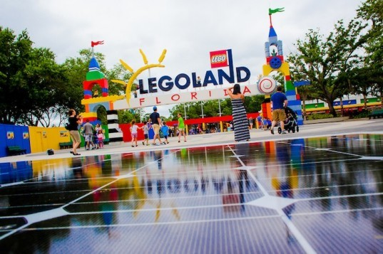 LEGOLAND Florida Becomes Nation's First Theme Park to be Powered by 100% Renewable Energy on Earth Day